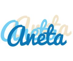 Aneta breeze logo
