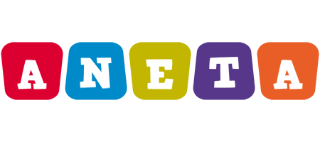 Aneta daycare logo