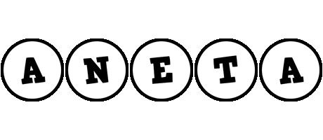 Aneta handy logo
