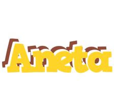 Aneta hotcup logo