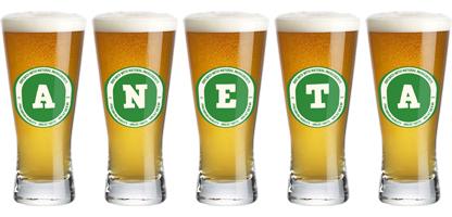 Aneta lager logo