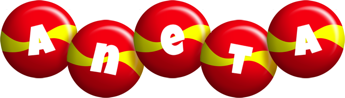 Aneta spain logo