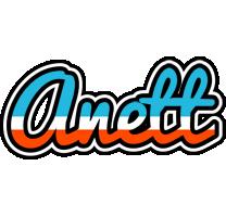 Anett america logo