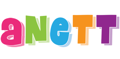 Anett friday logo