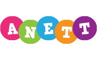 Anett friends logo