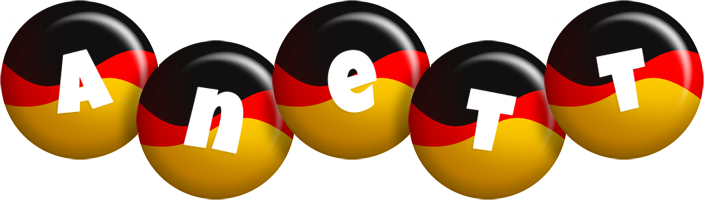 Anett german logo