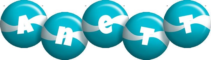 Anett messi logo