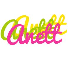 Anett sweets logo