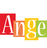 Ange colors logo