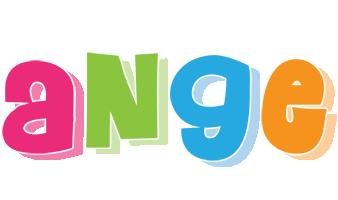 Ange friday logo