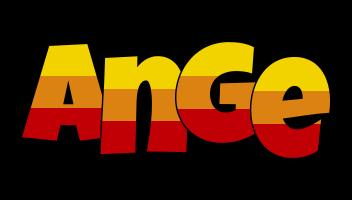 Ange jungle logo