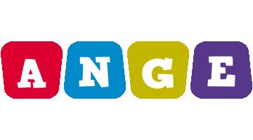 Ange kiddo logo