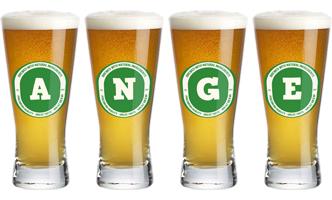 Ange lager logo