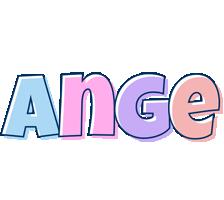 Ange pastel logo