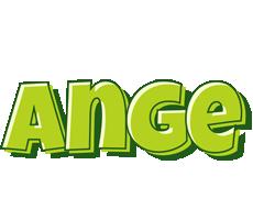 Ange summer logo