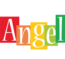 Angel colors logo