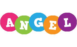 Angel friends logo