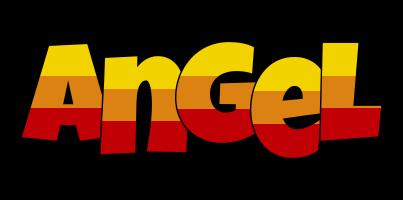 Angel jungle logo