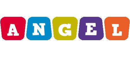 Angel kiddo logo