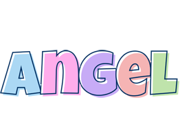 Angel pastel logo
