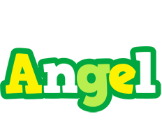 Angel soccer logo