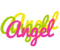Angel sweets logo