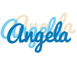 Angela breeze logo
