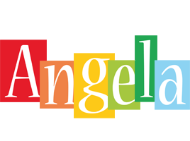 Angela colors logo