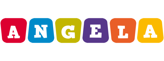 Angela daycare logo
