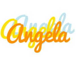 Angela energy logo