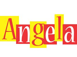 Angela errors logo