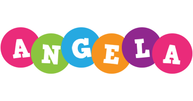 Angela friends logo