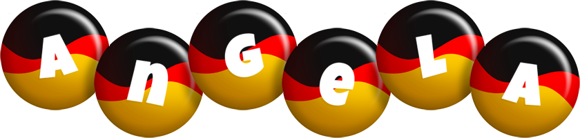 Angela german logo