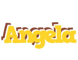 Angela hotcup logo