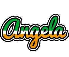 Angela ireland logo