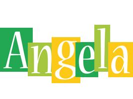 Angela lemonade logo