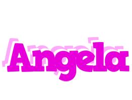Angela rumba logo