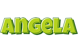 Angela summer logo