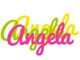 Angela sweets logo