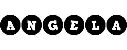 Angela tools logo