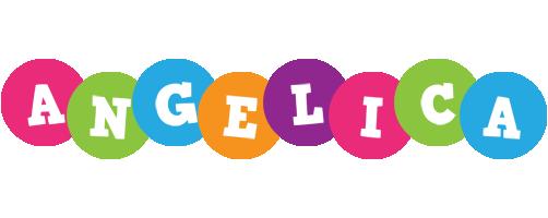 Angelica friends logo
