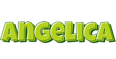 Angelica summer logo