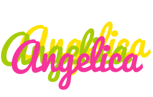 Angelica sweets logo