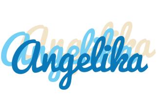 Angelika breeze logo