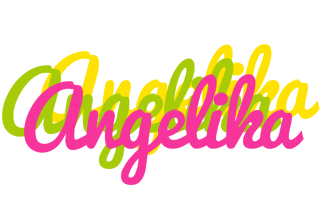 Angelika sweets logo