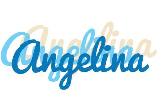 Angelina breeze logo