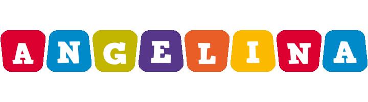 Angelina daycare logo