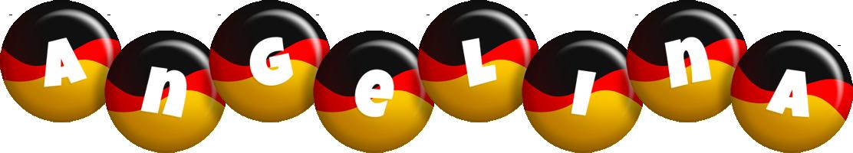 Angelina german logo