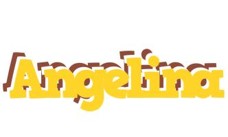 Angelina hotcup logo