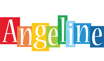 Angeline colors logo